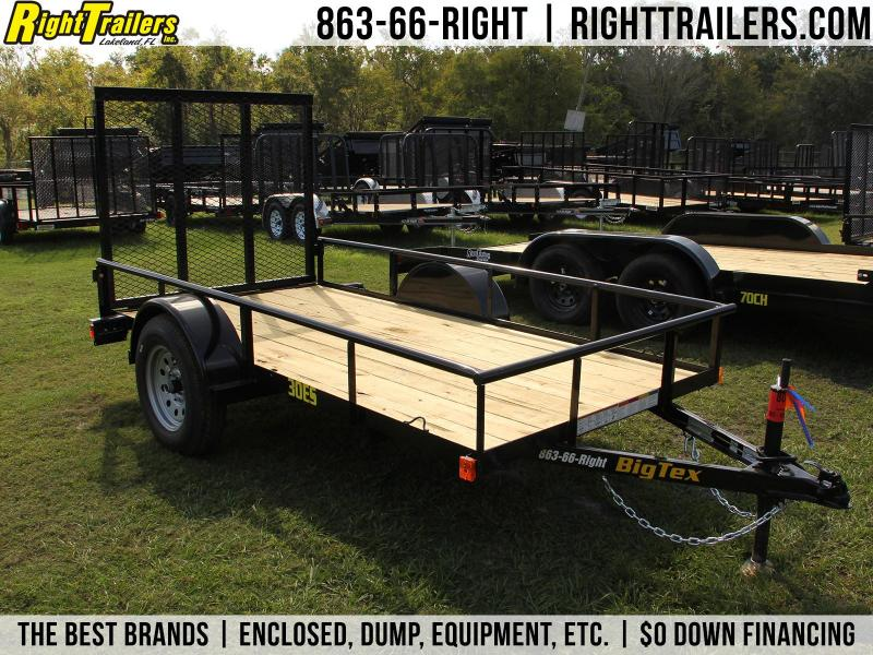 5x10 Big Tex Trailers | Utility Trailers