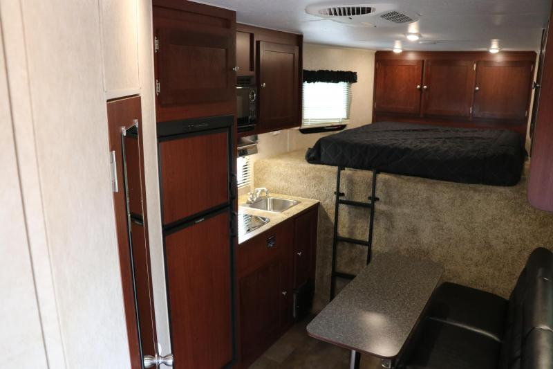 8.5x50 Living Quarters | Enclosed Racing Trailer
