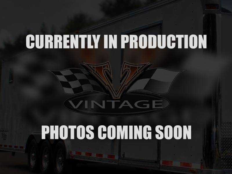 8.5x30 Vintage | Race Car Trailer