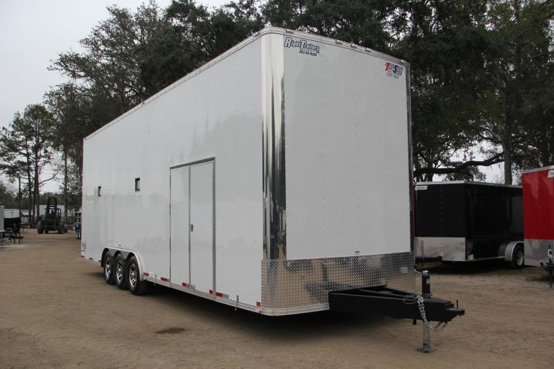 8.5x30 Team Spirit Trailers | Stacker/Race Car Trailer