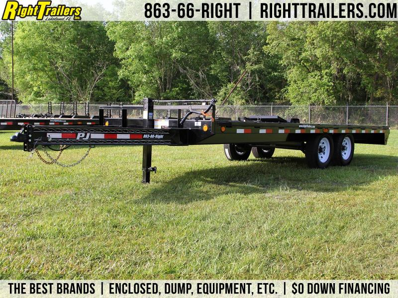 8x20 PJ Trailers | Equipment Trailer in Ashburn, VA