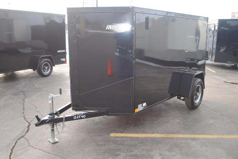 5x10x5  Impact Trailers | Enclosed Trailer