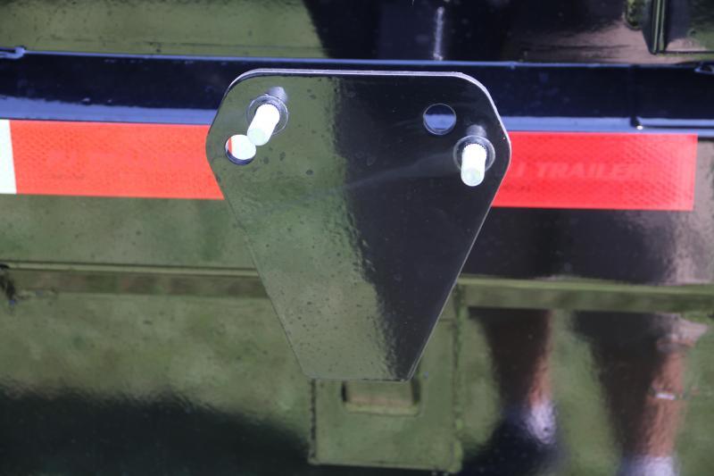 6x12 PJ   Dump Trailer