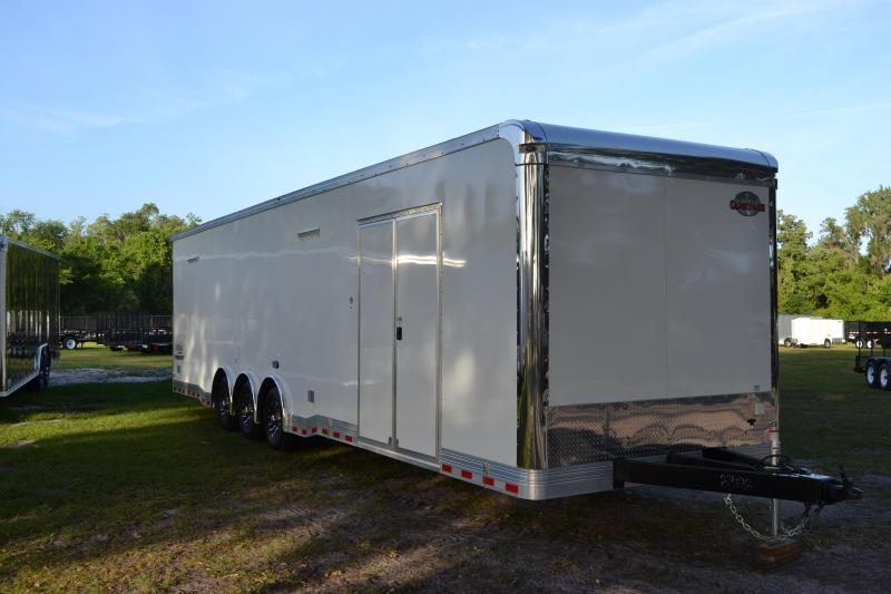 8.5x34 Continental Cargo | Enclosed Trailer