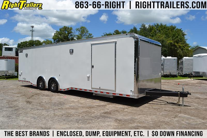 8.5x30 Haulmark EDGE Pro | Race Car Trailer in Ashburn, VA