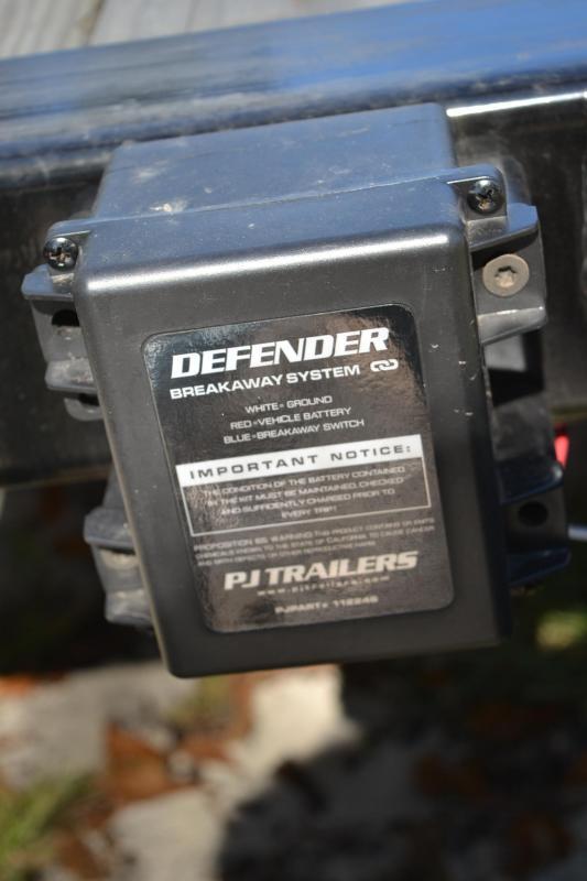 7x16 PJ Trailers | ATV Utility Trailer