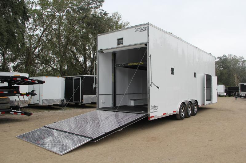 8.5x30 Team Spirit Trailers   Stacker/Race Car Trailer