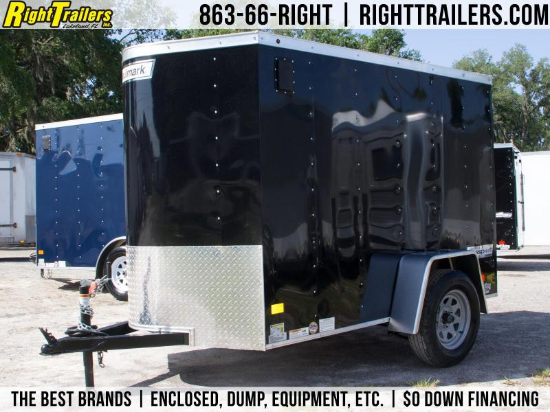 5x8 Haulmark Passport | Enclosed Trailer [Black] in FL