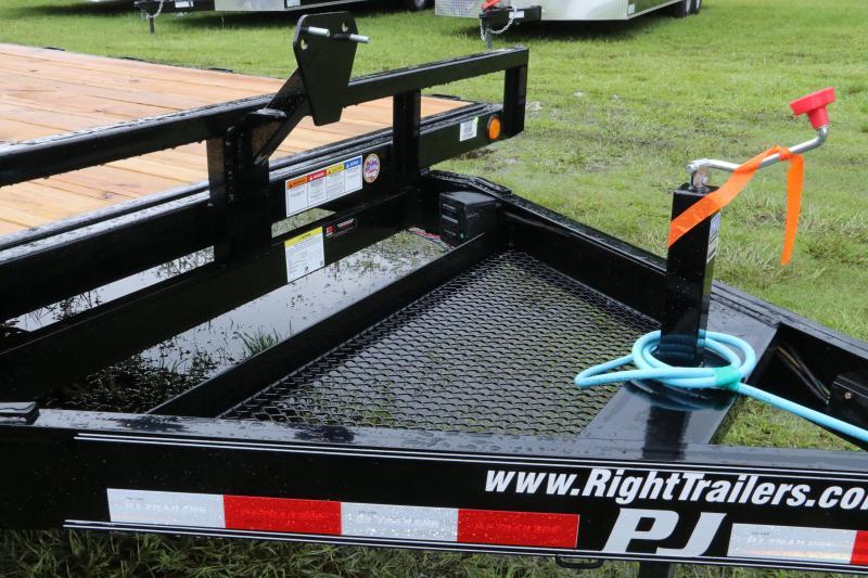 8.5x24 PJ | Equipment Trailer