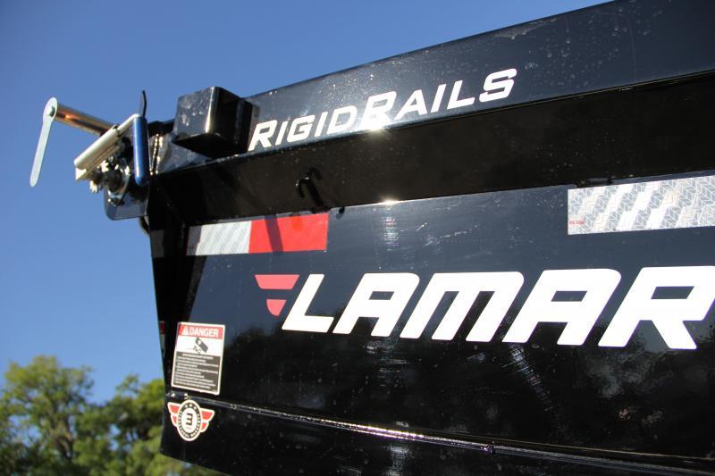 6.5x12 Lamar Trailers | Dump Trailer