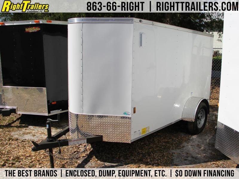 5x10 Continental Cargo | Enclosed Trailer in FL