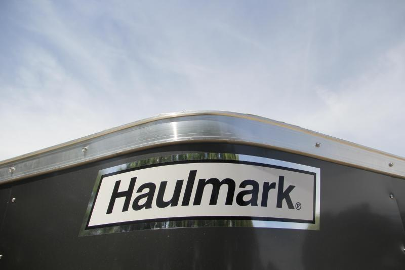 7x16 Haulmark Passport   Enclosed Trailer [Silver]