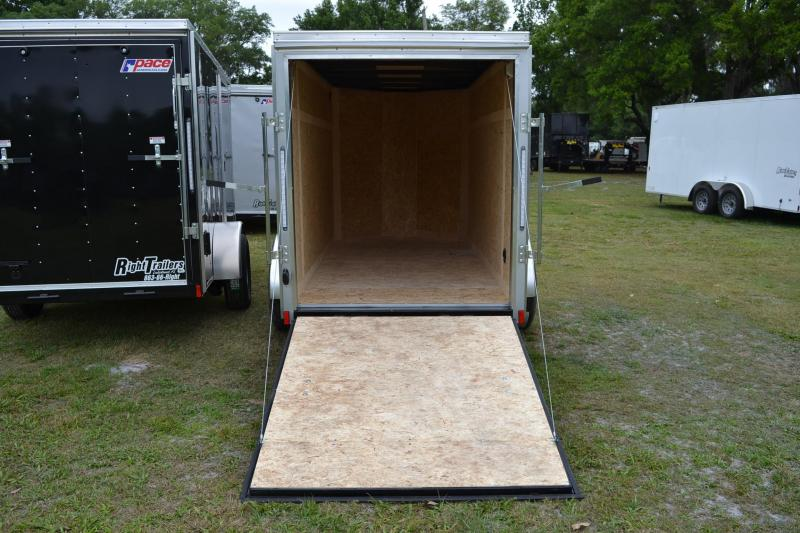 5x10 Pace American | Enclosed Trailer