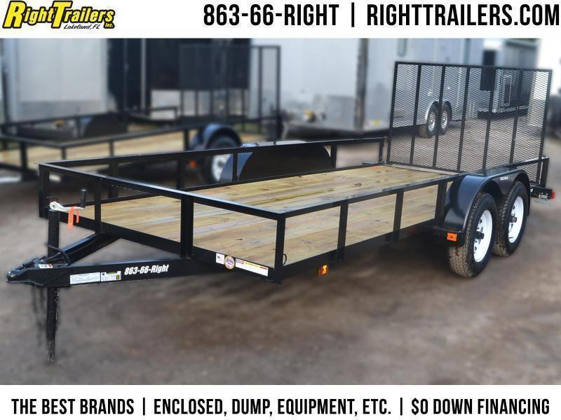 6x16 Red Hot Trailers | Utility Trailer in Ashburn, VA