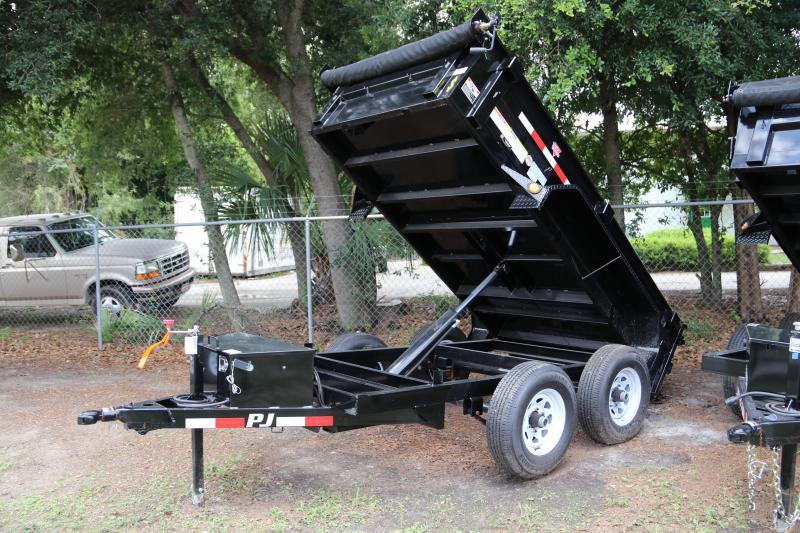 5x10 Roll Off   PJ   Dump Trailer