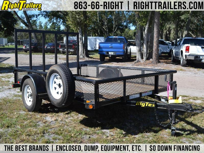 7x16 Big Tex Trailer | Utility Trailer