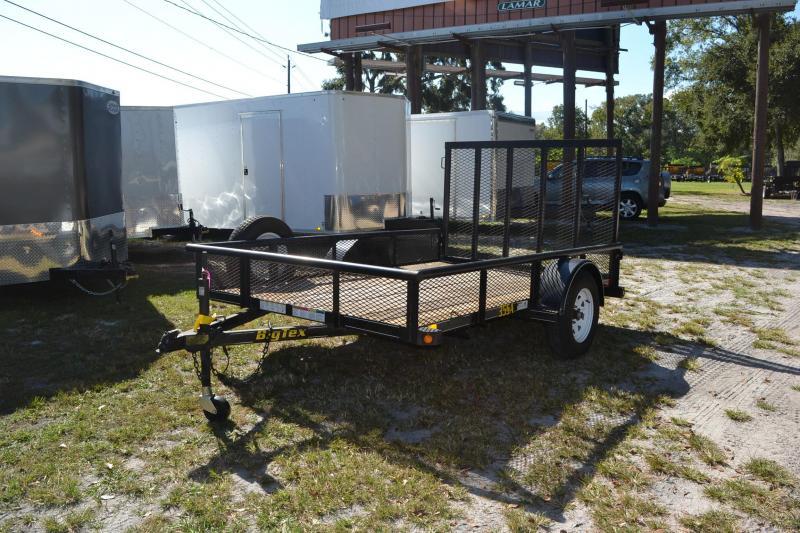 7x16 Big Tex Trailer | Utility Trailer