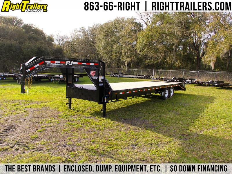 8.5x30 PJ Trailers | Equipment Trailer in Ashburn, VA