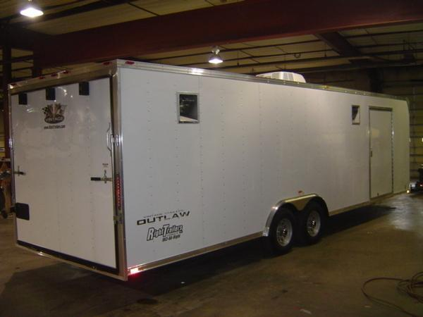 8.5x28 Vintage Outlaw with Propack | Race Car Trailer in Ashburn, VA