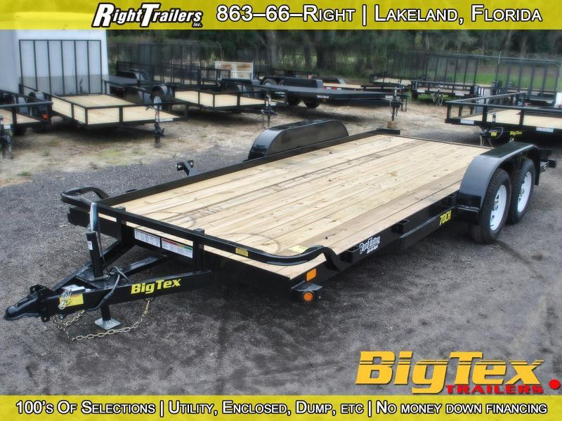 7x20 Big Tex | Car Hauler (70CH-20)