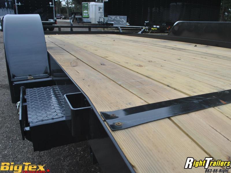 7x20 Big Tex | Open Car Hauler (70CH-20)