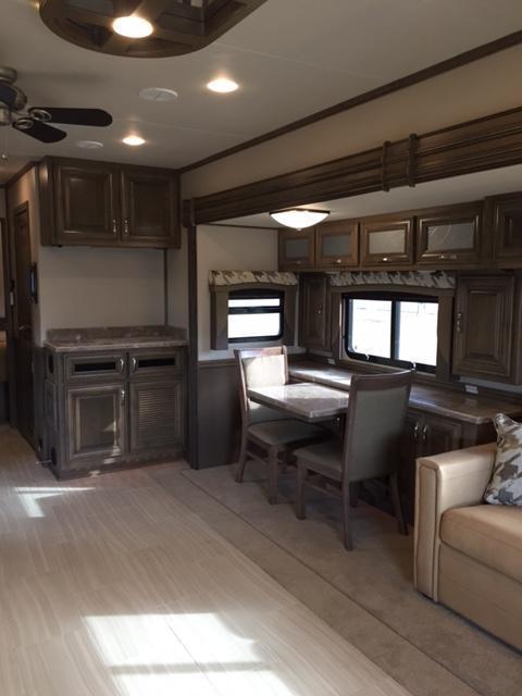 2017 Haulmark STATUS Motorcoach 45DB Class C RV ...