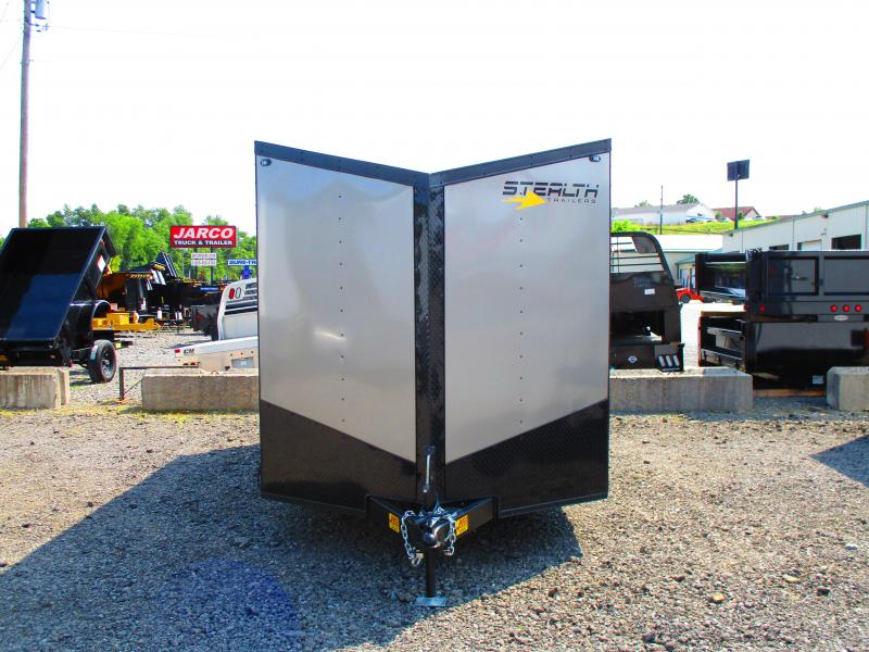 2020 Stealth Trailers 7 X 14 Enclosed Cargo Trailer