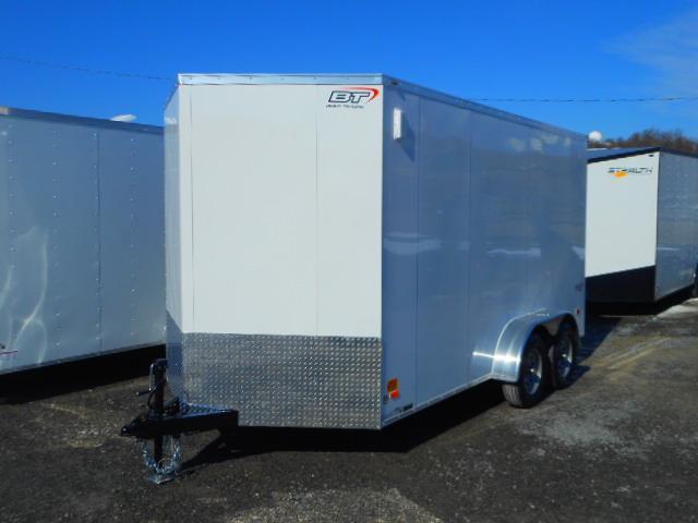 2020 Bravo Trailers Scout 7 X 14 Enclosed Cargo Trailer