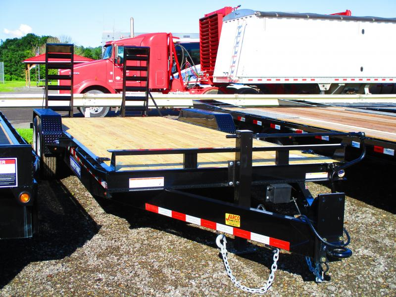 2019 Sure-Trac 7 x 20 Equipment Trailer  16k