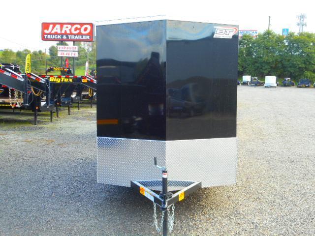 2019 Bravo Trailers Scout 6x12 Single Axle Enclosed Cargo Trailer