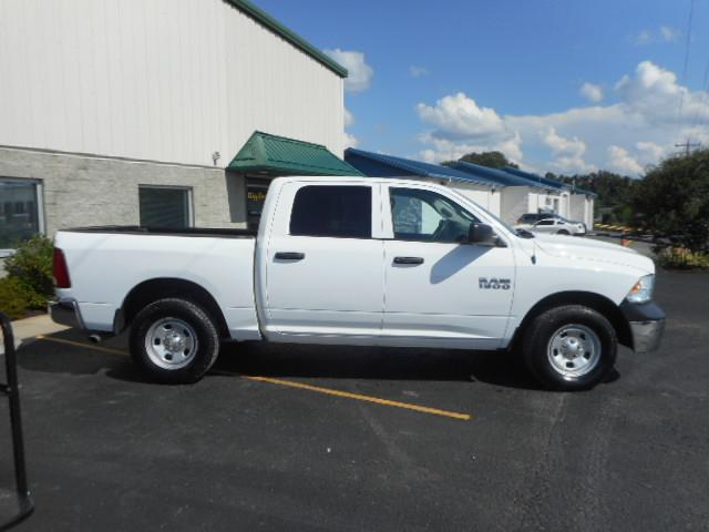 2015 Dodge Ram 1500 Crew Truck with 79850 miles