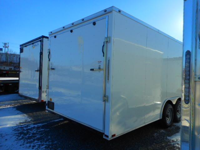 2019 Spartan 8.5 X 24 Tandem Axle Enclosed Cargo Trailer