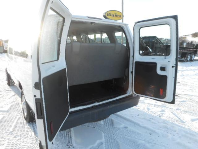 2011 Ford E-350 Van Extended Length Wagon with 41690 miles
