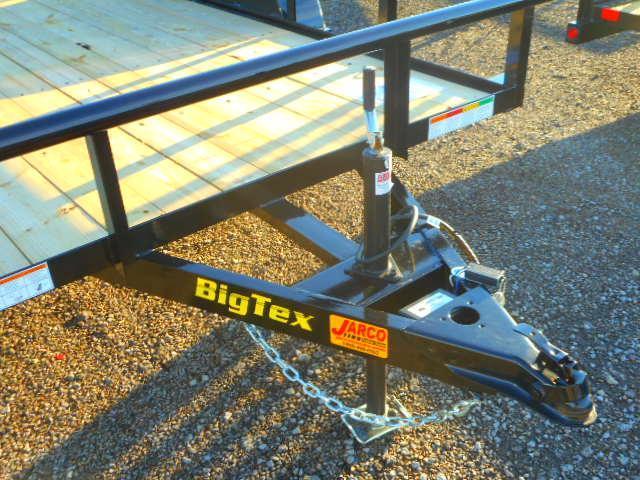 2019 Big Tex Trailers 60PI 6-1/2x12 Tandem Axle Utility Trailer