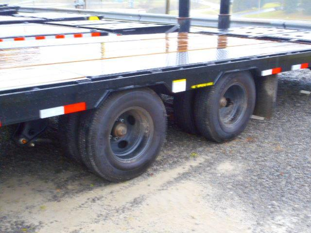 Used 2019 Big Tex Trailers Gooseneck 25GN 102'' X 35+5 Equipment Trailer