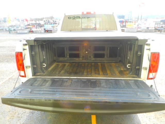 2016 Dodge Ram 3500 Big Horn Heavy Duty 4-Door Crew Truck