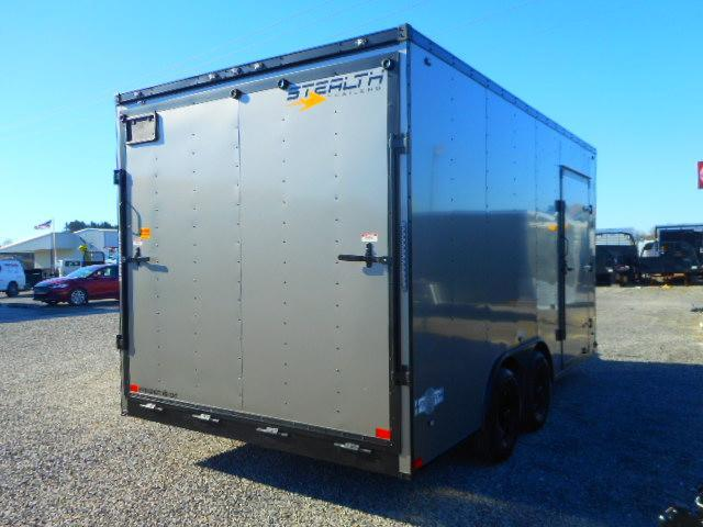 2019 Stealth Trailers Mustang 8.5 X 16 Enclosed Cargo Trailer