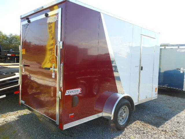 2019 Bravo Trailers Scout 6x12 Single Axle Enclosed Cargo Trailer