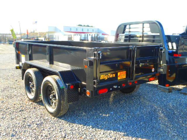 2019 Big Tex Trailers 70SR 5 X 10 Dump Trailer
