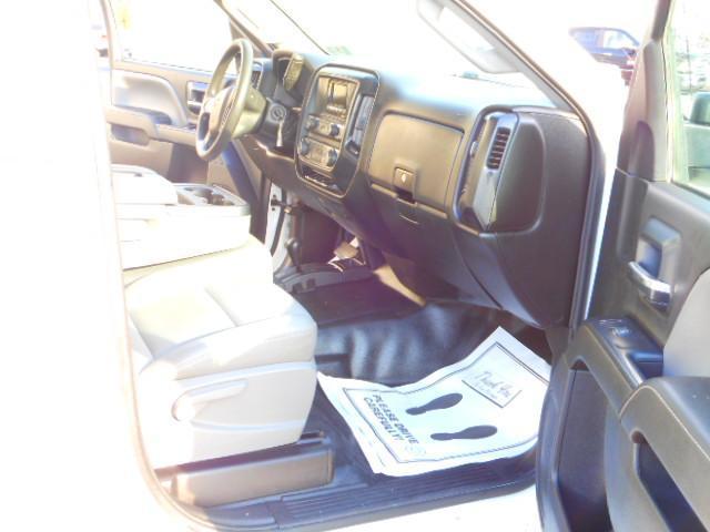 2015 Chevrolet 2500 HD 4-door Crewcab 4X4 with 107066 miles