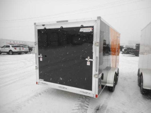 2018 Bravo Trailers Aluminum Scout Enclosed Cargo Trailer