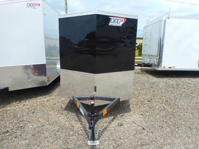 2019 Bravo Trailers Scout 5x10 Single Axle Enclosed Cargo Trailer
