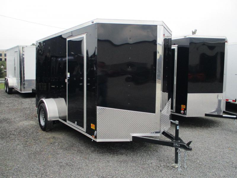 2020 Spartan 6 X 10 Enclosed Cargo Trailer