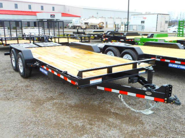 2018 Sure-Trac 7x15+3 Implement HD with Universal Ramp 14k