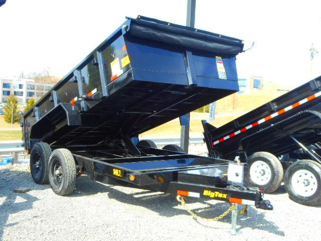 2019 Big Tex Trailers 14LX-16 Dump Trailer