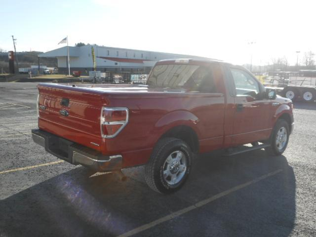 2013 Ford F-150 Regular Cab XL 2wd Truck with 74634 miles