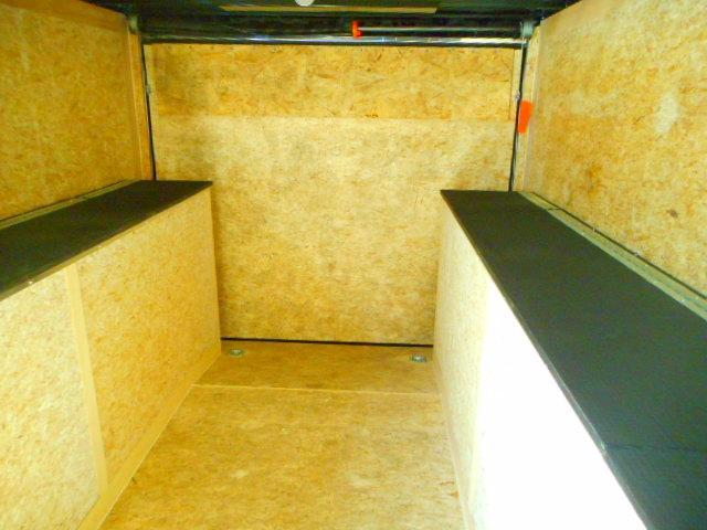 2019 Cross Trailers Alpha Series 8.5x16 Enclosed Cargo Trailer
