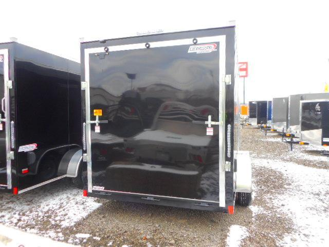 2019 Bravo Trailers Scout 7 X 14 Tandem Axle Enclosed Cargo Trailer