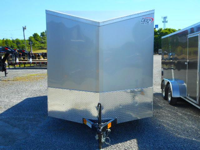 2019 Bravo Trailers Scout 7x16 with Ramp Door Enclosed Cargo Trailer