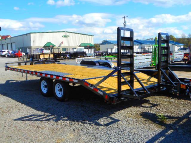2019 Sure-Trac 8.5 X 15 + 3FT Beavertail Deckover 10k
